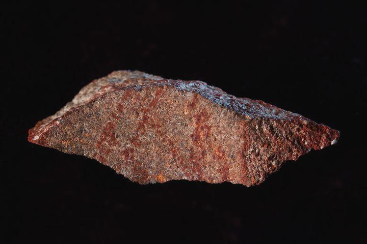 "Scientists have come across what they claim to be the earliest-known human drawing in South Africa. The etching, reminiscent of a hashtag, was drawn with an ochre crayon on silcrete rock, and was discovered in Blombos Cave, which is located 300 kilometres (186 miles) west of Cape Town. SEE ALSO: Please don't eat the world's oldest cheese It's estimated to be 73,000 years old, predating previously known abstract and figurative drawings by humans from Africa, Europe and Southeast Asia by at least 30,000 years.  The results of the discovery were published in the journal  Nature by researchers from Europe and South Africa, including Francesco d'Errico, Karen L. van Niekerk, Laure Dayet, Alain Queffelec, and Luca Pollarolo. Christopher Henshilwood, a professor from Norway's University of Bergen who led the discovery team, explained to The Conversation that his team are ""hesitant to call it 'art'.""  ""It is definitely an abstract design; it almost certainly had some meaning to the maker and probably formed a part of the common symbolic system understood by other people in this group. It's also evidence of early humans' ability to store information outside of the human brain,"" he said.  Archeologists work in Blombos Cave.Image: Magnus HaalandHenshilwood added that the cross-hatched patterns have been found on pieces of ochre in other sites, indicating our early ancestors' ability to reproduce graphic designs with different techniques.  ""The discovery adds to our existing understanding of  Homo sapiens in Africa. They were behaviourally modern: they behaved essentially like us. They were able to produce and use symbolic material culture to mediate their behaviour, just like we do now,"" he added. ""They also had syntactic language — essential for conveying symbolic meaning within and across groups of hunter gatherers who were present in southern Africa at that time."" Once used as shelter by hunter-gatherers, Blombos Cave is now a significant archaeological site for researchers seeking to understand our early ancestors.  Back in 2011, a painting kit made of abalone shells dating 100,000 years old was discovered in the cave, as well an an earlier discovery of ochre-painted shell beads.  WATCH: This artificial wave pool could change surfing forever"