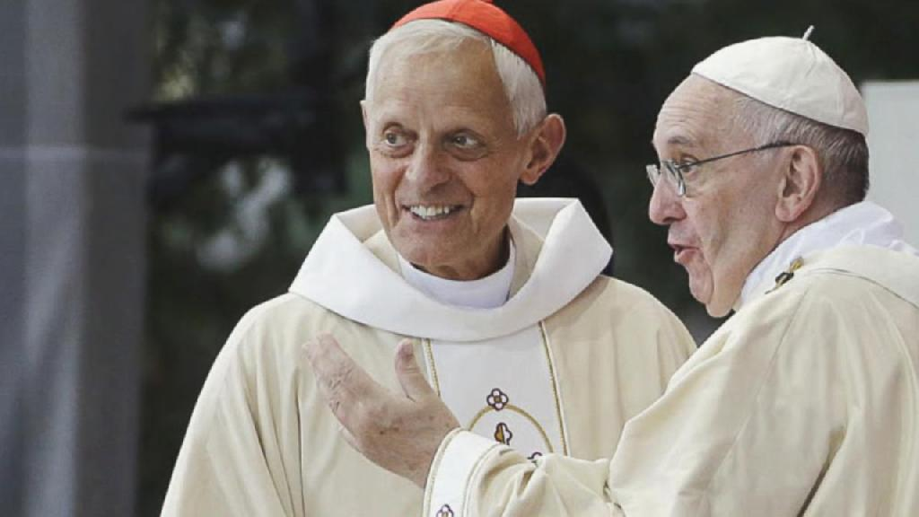 Cardinal Donald Wuerl said he plans to travel to the Vatican to discuss resigning after his name was mentioned in the alleged coverup of sexual abuse cases. ABC News' David Wright reports.