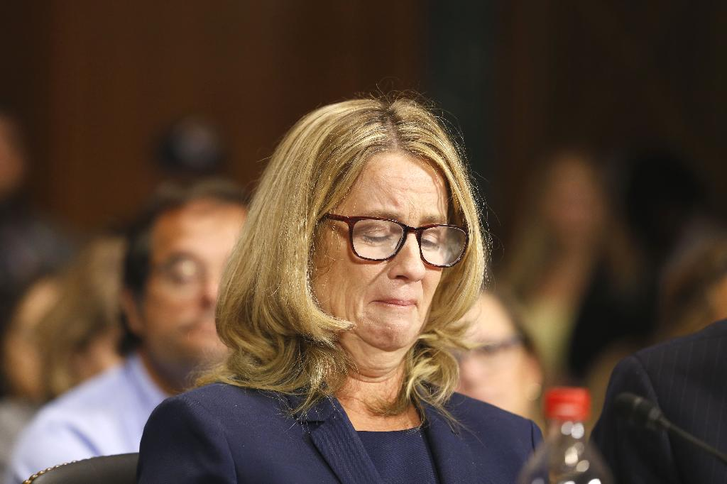 Calls also increased 45.6% since Ford's allegations became public