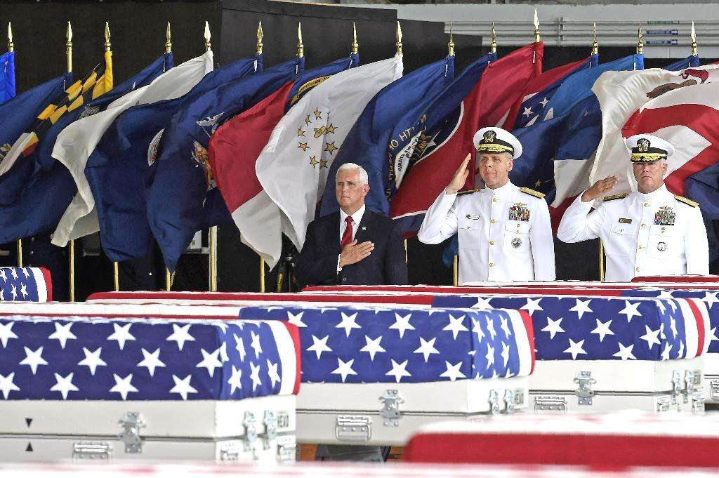 Two Korean War dead have been identified from remains turned over to the U.S. by North Korea