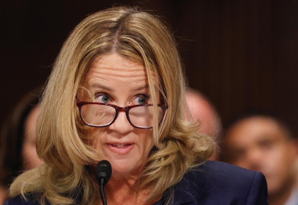 Fighting back tears, Dr. Christine Blasey Ford accused Supreme Court nominee Brett Kavanaugh of sexual assault.