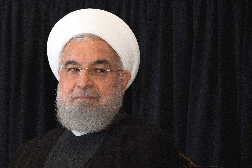 """Rouhani said that the U.S. decision to pull out of the 2015 nuclear deal in May was """"a mistake"""""""