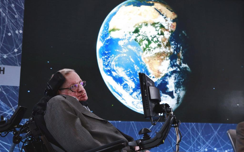 A large part of the archive of Stephen Hawking will be donated to the nation to help his family pay millions in inheritance tax it has emerged. Professor Hawking, who died on March 14 this year, left an estate valued at around £15 million. Now his family have asked Christie's, the autioneers, to value his archive so that a large proportion can be donated to the nation through the Acceptance in Lieu process which since 2011 has allowed valuable cultural works to be given instead of death duties. It is likely to be then donated to public museums.  The auction house said it had submitted the archive to the Arts Council and an announcement of the items involved would be made soon. Some 22 items belonging to Hawking, including his seminal work on black holes from 1974 and one of his wheelchairs is to be sold on a public online auction at Christies. Other lots include a selection of his medals and awards, a copy of his best-selling 'A Brief History of Time' (1988) signed with a thumbprint, a bomber jacket, and the script for one of his appearances on The Simpsons. Lucy Hawking, the astrophysicist's daughter, said: