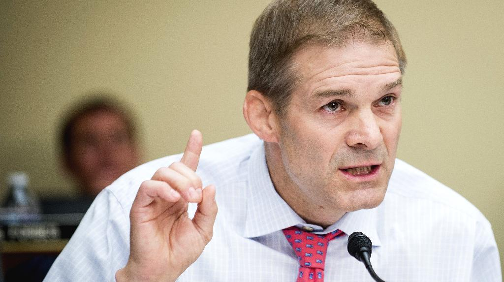 Rep. Jim Jordan (R-Ohio), an ultraconservative whose re-election campaign was