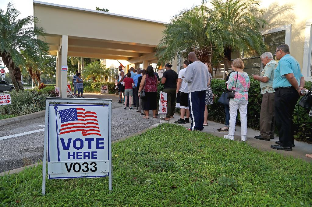 Voters in the Sunshine State restore voting rights to an estimated 1.5 million convicted felons.