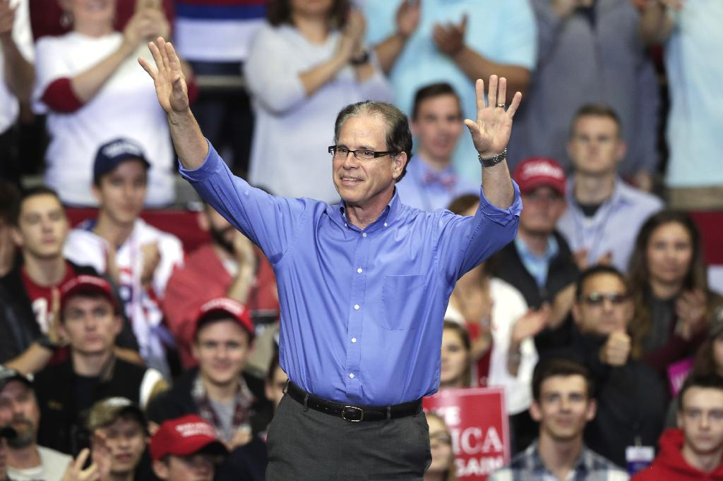 Republican businessman Mike Braun defeated Democratic Sen. Joe Donnelly in Indiana on Tuesday in one of the tightest races of the election cycle.