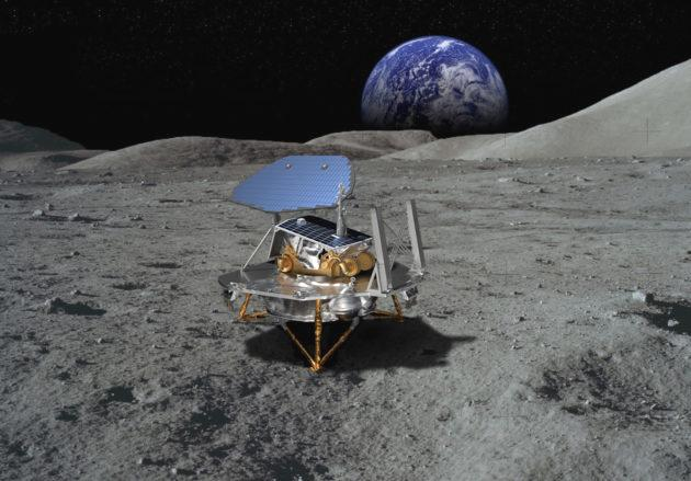 NASA says it's partnering on lunar delivery services with nine commercial teams, headed by companies that run the gamut from the space industry's heavyweights to startups. The lineup, announced today by NASA Administrator Jim Bridenstine at the space agency's headquarters in Washington, D.C., will take part in a program known as Commercial Lunar Payload Services, or CLPS. The program is aimed at boosting the development of lunar landing services for NASA and commercial payloads, starting with shipments weighing at least 22 pounds (10 kilograms). Up to $2.6 billion in delivery contracts will be meted out over the next 10 years,… Read More