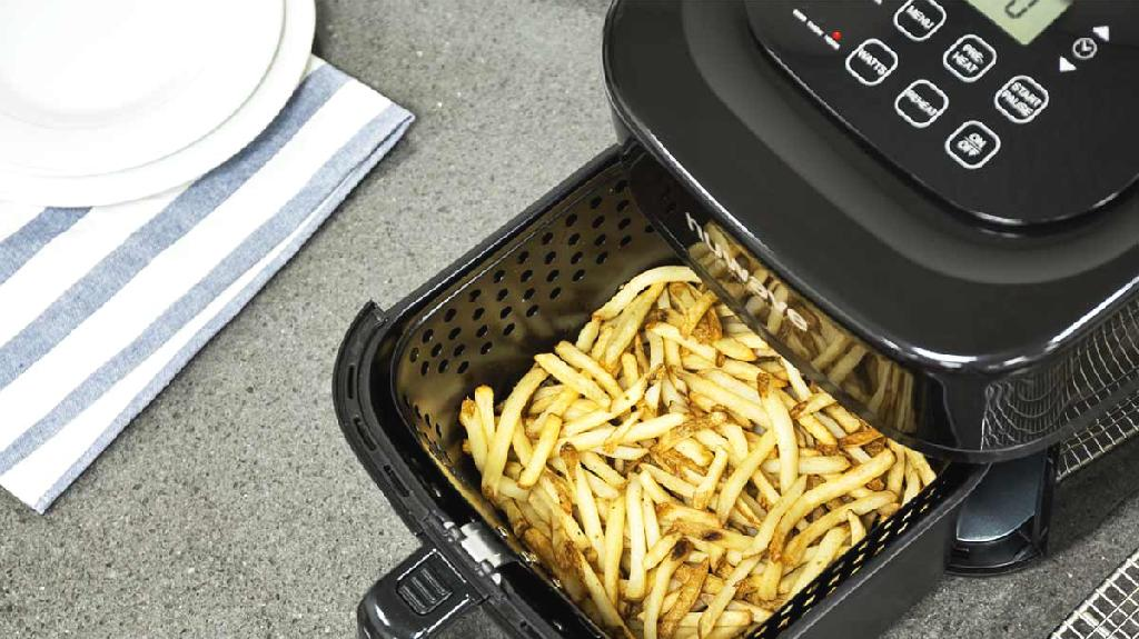 Crispy fries without all the oil? That's the golden promise of air fryers, and it probably explains why roughly 4 million were sold over a recent 12-month period in the U.S. That represents a ten...