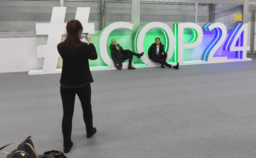 Nations on Saturday inched towards a deal to implement the Paris climate goals, after all-night negotiations over a plan to limit global temperature rises exposed a range of conflicts.  Speaking to AFP at the COP24 summit in Poland, a senior negotiator said delegates from nearly 200 nations had reached a 'landing zone' of agreement.  Delegates at the UN summit, held this year in the Polish mining city of Katowice, must agree on a common rule book to put the pledges made at the landmark 2015 Paris talks into practice.