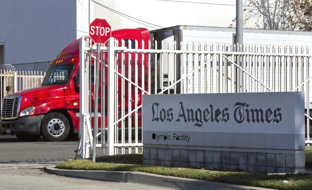 LOS ANGELES (AP) — The origins of a suspected computer attack that disrupted the Los Angeles Times and Tribune Publishing newspapers remained unclear Sunday after causing delivery delays and being brought to the attention of federal investigators.