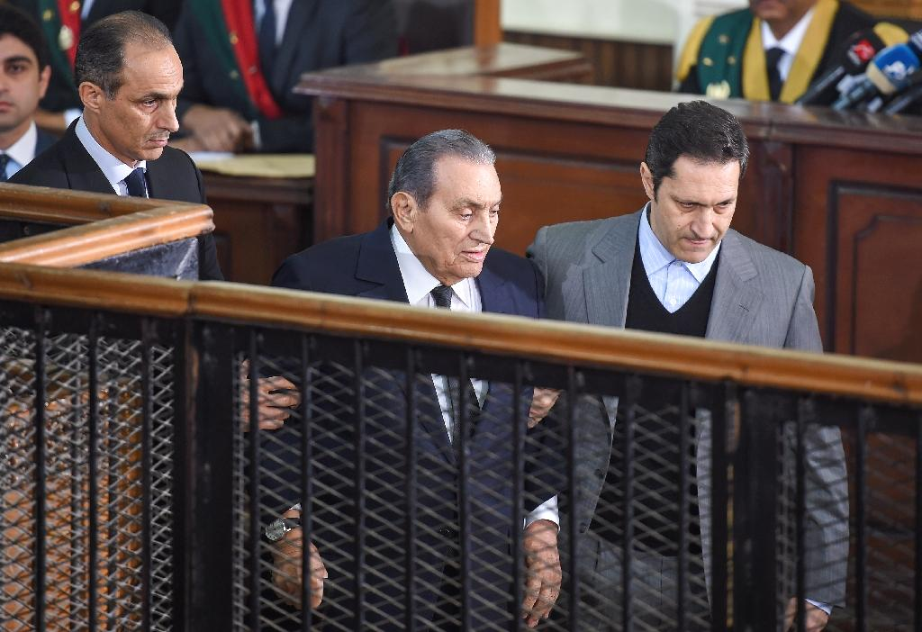 Gaza's Islamist rulers Hamas on Saturday denied an allegation by Egypt's deposed president Hosni Mubarak that it infiltrated hundreds of men across the border during the 2011 uprising.  Mubarak took to the witness stand in a Cairo court Wednesday to testify about jailbreaks allegedly orchestrated by his successor Mohamed Morsi and members of the Muslim Brotherhood.