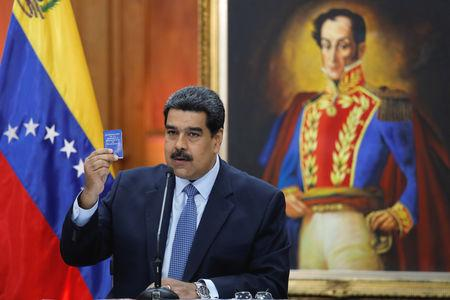Leaders from the ruling Socialist Party have disavowed criticism of Maduro's inauguration, which will keep him at the helm of the OPEC oil exporter until 2025, and called for rallies in his support.  Opposition leaders, however, have portrayed the inauguration as the moment at which Maduro will be internationally branded a dictator following a widely boycotted 2018 election that many  foreign governments described as a farce.  'They've tried to turn a constitutional swearing-in ceremony into a world war,' Maduro said during a news conference on Wednesday.