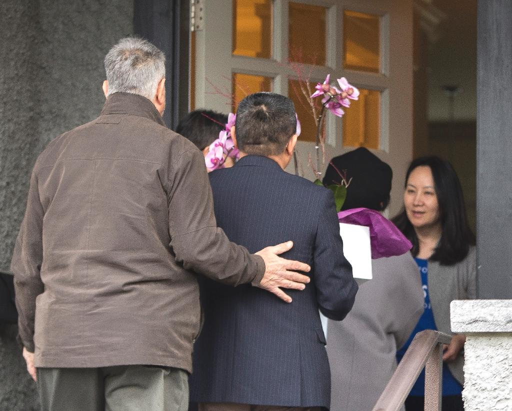 The extradition hearing for a top Huawei executive at the center of a diplomatic row between Ottawa and Beijing was pushed back to March on Tuesday, after the US unveiled sweeping charges against her and the Chinese tech giant.  Meng Wanzhou, Huawei's chief financial officer and the daughter of its founder, was indicted along with Huawei and two affiliates in a US case related to alleged Iran sanctions violations that has inflamed tensions with China.  In Meng's first court appearance since being released, the judge moved the start of her extradition hearing to March 6, a month later than previously scheduled, in order to allow the defense time to review the evidence in the case.