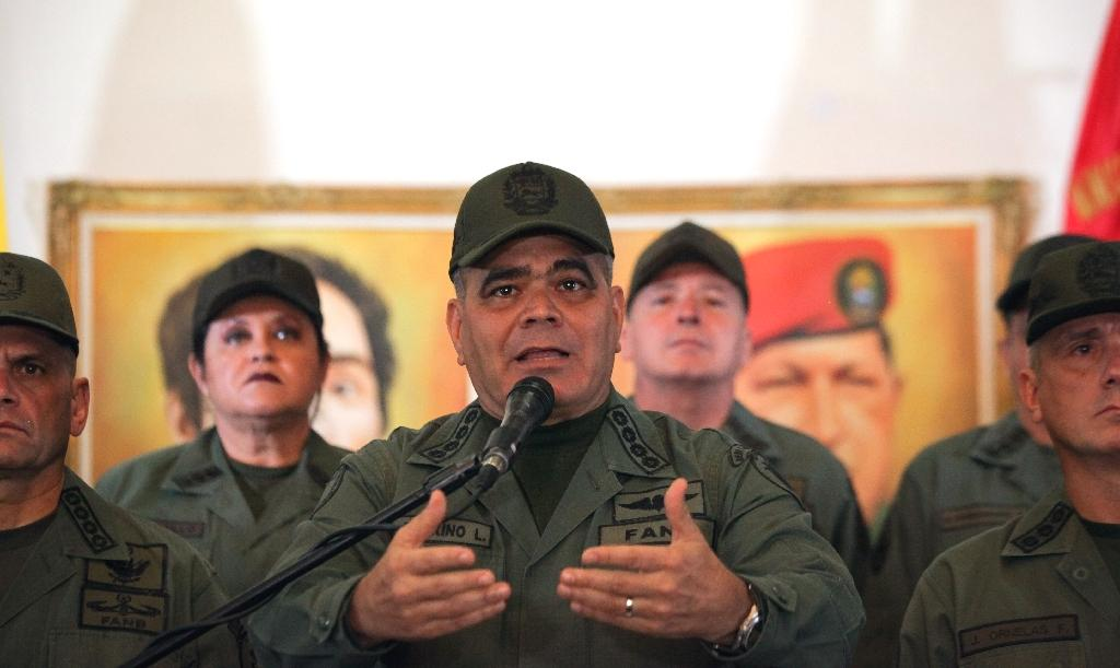 Venezuela's armed forces declared 'absolute loyalty' to President Nicolas Maduro on Tuesday, just two days before the socialist leader is sworn in for a second term of office.  Maduro will be sworn into office on Thursday by the Supreme Court despite the country's laws stating this is the job of parliament.