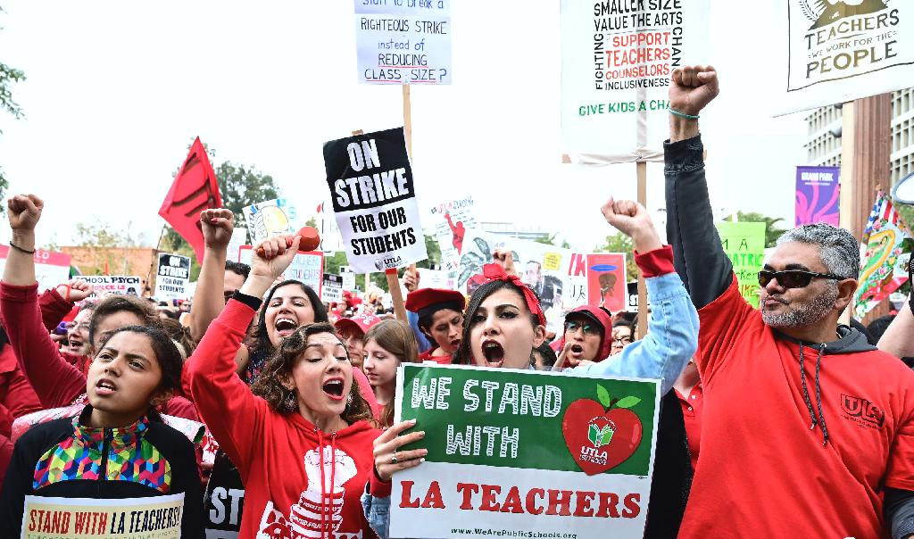 The Los Angeles Unified School District strike resulted in historic wins for teachers. But students with disabilities were forced to bear the cost.