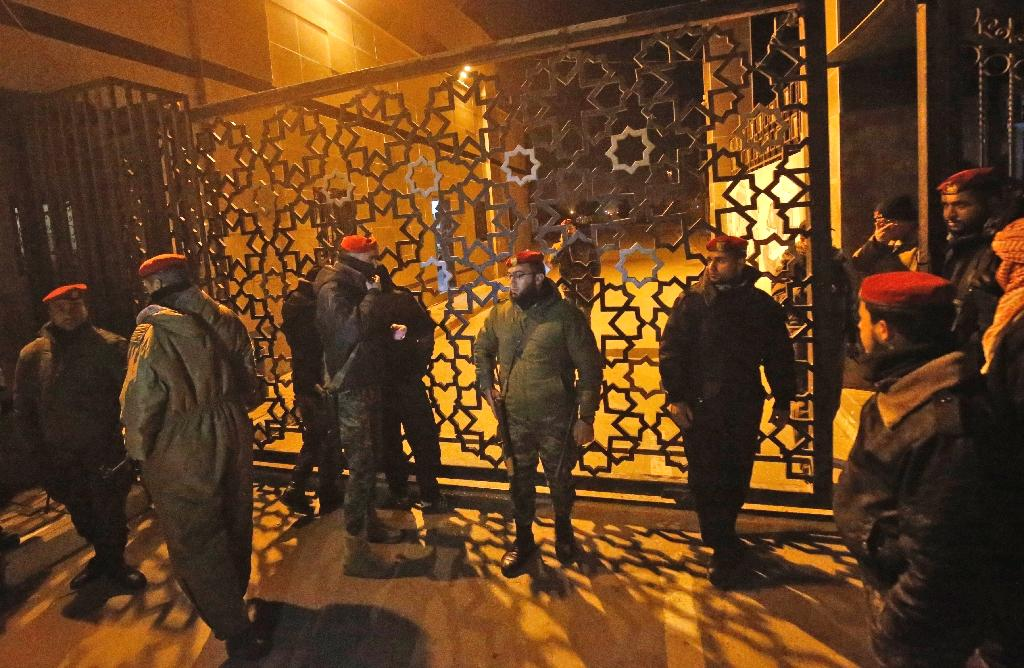 The Egyptian border crossing was closed for Palestinians seeking to leave Gaza on Tuesday, a border official said, as infighting between Palestinian factions increases.  Gazans seeking to return from Egypt would still be allowed through but no one would be able to leave the Palestinian enclave, a spokesman for the Hamas-run authority in charge of the border crossing said.  'For now, it is just for one day, it is not clear if it will be extended,' spokesman Wael Abu Omar told AFP.