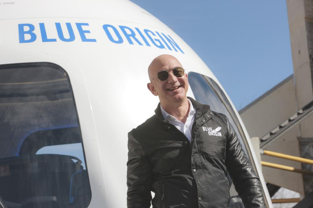 While Wall Street took the announcement in stride, investors will be watching to see if the divorce settlement affects Bezos's control of Amazon.  The Enquirer and the New York Post later reported that Jeff Bezos has been having a relationship with Lauren Sanchez, a former TV anchor and helicopter pilot and the wife of Hollywood talent agent Patrick Whitesell.