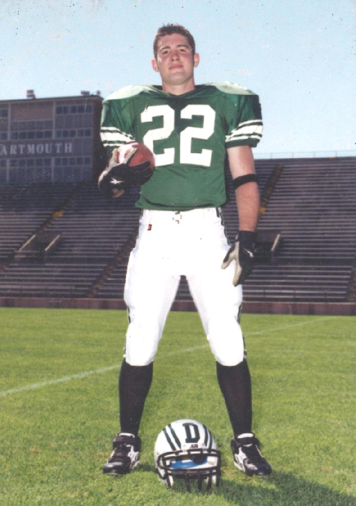 """Karen Kinzle Zegel spends her days working on the Patrick Risha CTE Awareness Foundation website, fielding questions and giving out information on a disease she barely knew existed five years ago – until it took the life of her son, for whom the foundation is named.  Karen remembers, """"We were a football family, his dad was a coach, I would cheer and yell and you know, do all the things the football mom does.  At the time, she was unaware of CTE – chronic traumatic encephalopathy, a degenerative brain disease caused by repeated blows to the head – and the role it was playing in Patrick's life."""