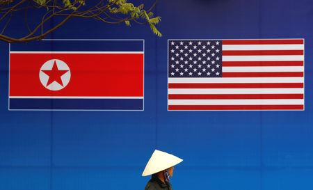 Trump and Kim are due to meet in the Vietnamese capital, Hanoi, on Wednesday and Thursday, eight months after their historic summit in Singapore, the first between a sitting U.S. president and a North Korean leader.  While there is no real expectation that the second meeting will bring a final deal on ridding North Korea of nuclear weapons that threaten the United States, there are some hopes it could bring a declaration that the 1950-53 Korean War is at last formally over.  In Singapore, Kim pledged to work toward complete denuclearization of the Korean peninsula, but the vague agreement struck there has produced few concrete results.