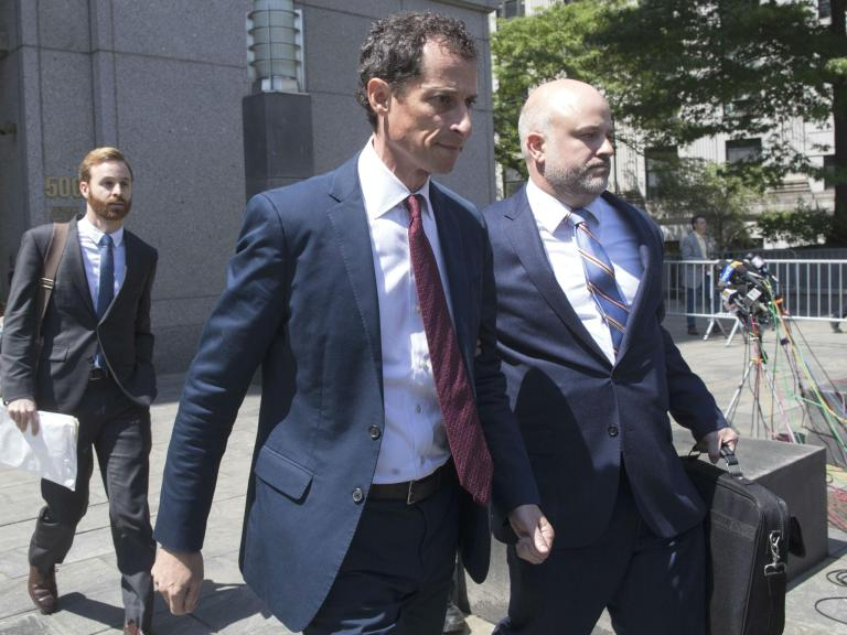 Disgraced former congressman Anthony Weiner has been released from federal prison after being convicted of having illicit online contact with a 15-year-old girl in 2017.  The Federal Bureau of Prisons website shows the 54-year-old New York Democrat is currently in the custody of its Residential Re-entry Management office in Brooklyn, New York.  The prison bureau, federal prosecutors in New York and Weiner's lawyer didn't respond to emails seeking comment.