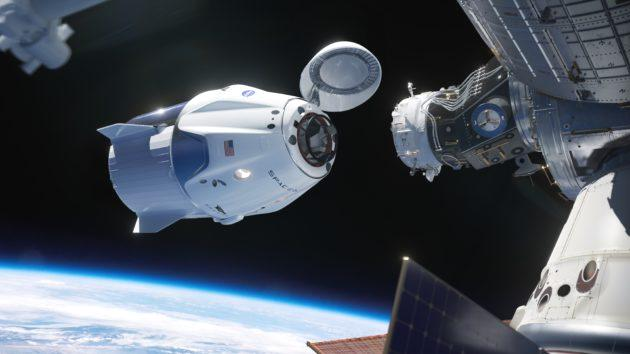 "NASA gave the all-clear today for the first test flight of SpaceX's Crew Dragon spaceship to the International Space Station in a week, setting the stage for crewed missions later this year. There won't be any crew aboard this first Crew Dragon, also known as the Dragon 2, but there will be an instrument-laden, spacesuit-wearing mannequin sitting in one of the seats, to provide data about the environment that astronauts will experience. ""Should I say 'dummy,' is that the right word?"" Hans Koenigsmann, SpaceX's vice president of mission assurance, asked during a briefing for reporters at NASA's Kennedy Space Center… Read More"