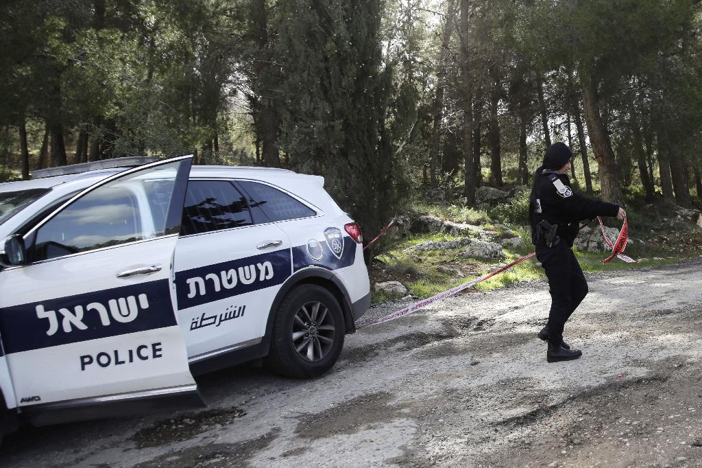 JERUSALEM (AP) — Israel's internal security agency said Sunday that the slaying of a 19-year-old Israeli woman allegedly by a Palestinian near Jerusalem last week was politically motivated.