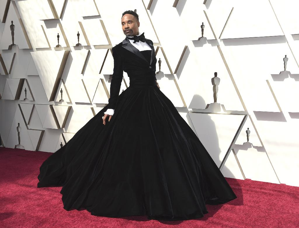 NEW YORK (AP) — Billy Porter, speaking to Vogue before he walked the Oscars red carpet, knew what he was in for among some social media users: