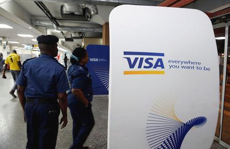 The United States is considering imposing financial sanctions that could prohibit Visa Inc , Mastercard Inc  and other financial institutions from processing transactions in Venezuela, a senior Trump administration official said on Thursday.  The move, which has not been finalized, would represent another step in tightening the financial noose on the government of President Nicolas Maduro and his supporters.  The sanctions would be targeted at the elite and groups loyal to Maduro, including members of the military, armed gangs and Cubans operating in Venezuela, while aiming to spare ordinary Venezuelans.