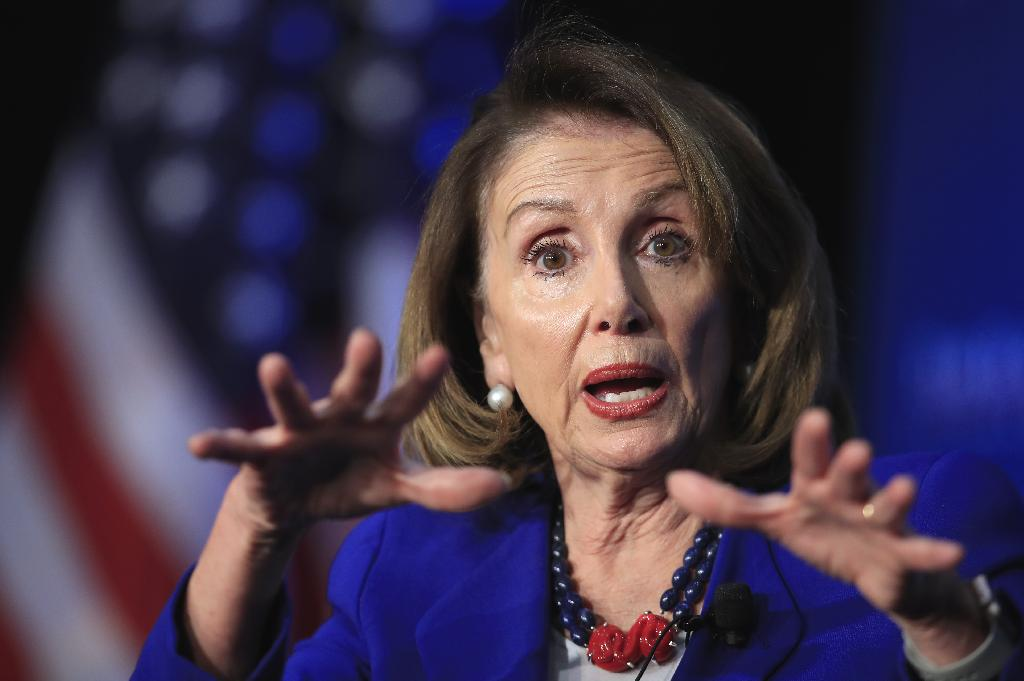 WASHINGTON (AP) — Democrats are largely lining up behind House Speaker Nancy Pelosi and her wait-and-see strategy on any impeachment proceedings against President Donald Trump.