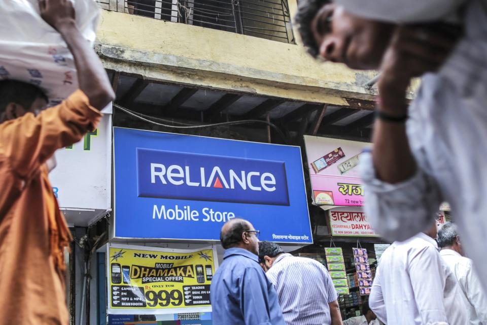 The Indian company, owned by former billionaire Anil Ambani, issued the denial after Le Monde newspaper reported Saturday that four years ago France dropped a demand for about $159 million in taxes owed by Reliance's subsidiary in Europe.