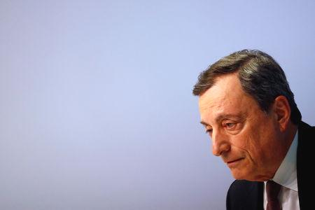 European Central Bank President Mario Draghi expressed concern on Saturday about the U.S. Federal Reserve's independence, warning that a loss of its autonomy could undermine the credibility of policy.  U.S. President Donald Trump's nomination of two controversial candidates to the Fed's board and persistent calls for rate cuts has raised the specter of government interference, challenging a fundamental tenet of modern central banking.  'I'm certainly worried about central bank independence in other countries, especially... in the most important jurisdiction in the world,' Draghi said about the United States.