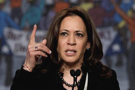 Harris held public office during the years 2004 through 2018.  With her husband, Douglas Emhoff, an attorney, she had a combined adjusted gross income in 2018 of about $1.89 million, and paid total taxes of about $697,000, according to the returns.  Harris and Emhoff, who have filed joint tax returns since marrying in 2014, have paid more than $2.2 million in federal taxes over the past five years at an average effective tax rate of 32.6 percent, according to her campaign.