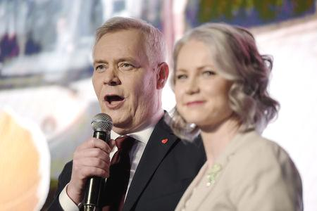 Tipped to win, the opposition Social Democrats scored 17.7 percent, while their eurosceptic Finns Party rivals were at 17.5 percent, according to final results from the justice ministry.  MOST POPULAR POLITICIAN  After losing some ground when hardliner Jussi Halla-aho took the party's reigns in 2017, the Finns have made rapid gains in recent months when a number of cases of sexual abuse of minors by foreign men stirred anti-immigration sentiments.