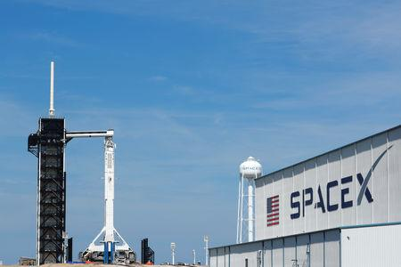 Elon Musk's SpaceX suffered an anomaly in one of its Crew Dragon capsules while conducting engine tests at the Cape Canaveral Air Force Station in Florida on Saturday, the company said.  'The initial tests completed successfully but the final test resulted in an anomaly on the test stand,' the company said in a statement.  The issue was earlier reported by Florida Today, which said orange smoke was seen rising above SpaceX's facilities, and that the anomaly was contained with no injuries.