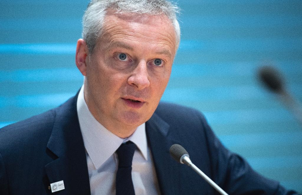 French Finance Minister Bruno Le Maire warned on Friday that Europe was ready to hit back at any US tariffs against Airbus as he pleaded for an 'amicable solution' to the long-running dispute.  'If we were to be hit again by unjustified and unjustifiable US sanctions, Europe would be ready to respond in a united and strong way,' the minister said after his meeting with his US counterpart Steven Mnuchin.  'All this would be bad for growth and bad for American and European prosperity,' he said at a press conference on the sidelines of the spring meetings of the International Monetary Fund and World Bank.