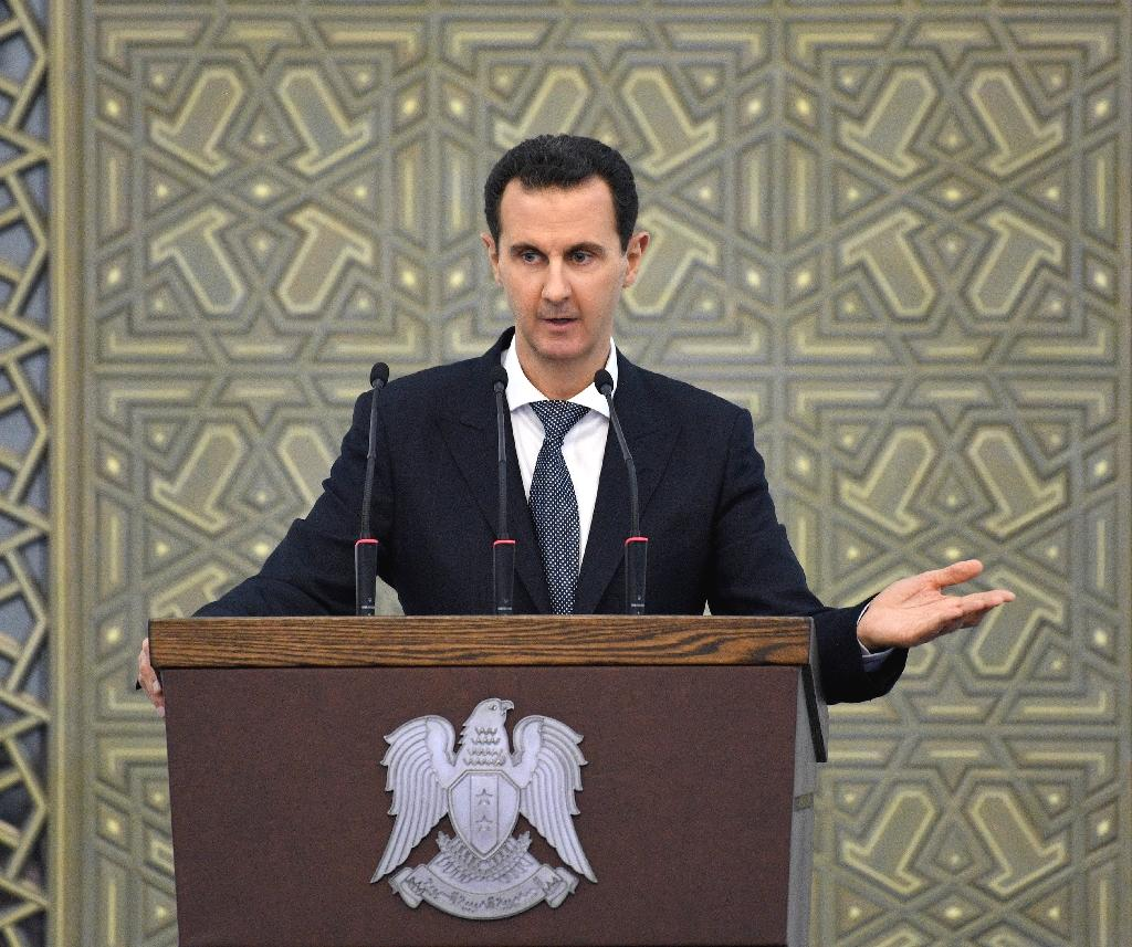 Syrian President Bashar al-Assad on Friday called for progress on a stalled buffer zone deal around jihadist-dominated Idlib region ahead of fresh talks aimed at ending his country's eight-year war.  Assad met envoy Alexander Lavrentiev from key ally Russia in Damascus to discuss the negotiations due April 25-26 in Kazakhstan.  Iran and Russia are the major supporters of the Syrian regime, and along with rebel backer Turkey have sponsored repeated rounds of talks in the Central Asian nation.