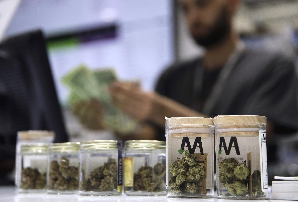 LAS VEGAS (AP) — Nevada faces complaints about secrecy in awarding licenses to sell marijuana in the state's booming legal marketplace, boiling over into lawsuits and legislation that appear poised to pry open the process.