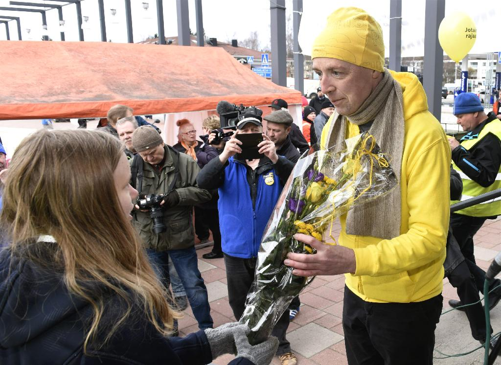 HELSINKI (AP) — Finns are voting in a parliamentary election in which reforming the nation's generous welfare model and tackling climate change have emerged as key issues.