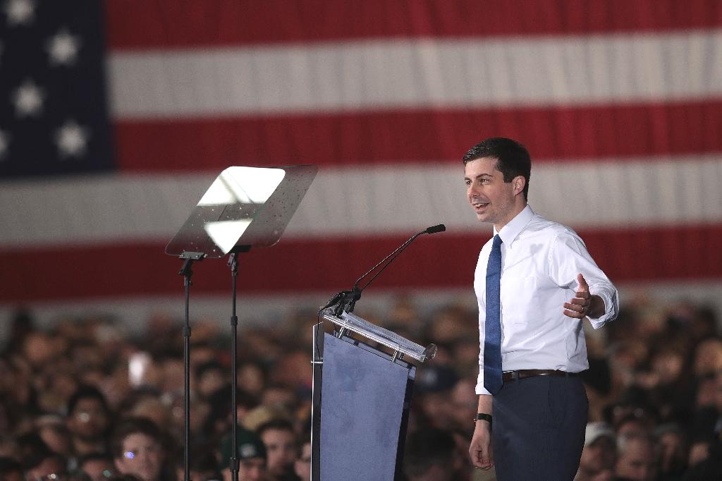 Pete Buttigieg Aims for White House as Part of New Generation