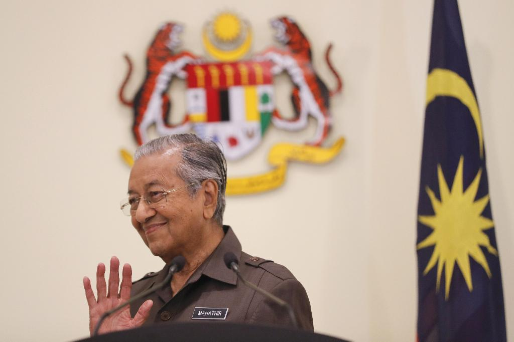 PUTRAJAYA, Malaysia (AP) — Prime Minister Mahathir Mohamad said Monday a Chinese company building a rail link across peninsula Malaysia will jointly help to manage, operate and maintain the network that will help reduce the country's financial burden.