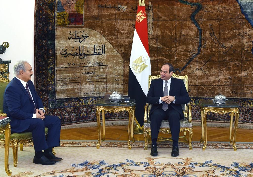 CAIRO (AP) — More than 120 people have been killed since a Libyan military commander launched an assault on the capital 10 days ago, igniting clashes with rival militias, the U.N. health agency said Sunday.
