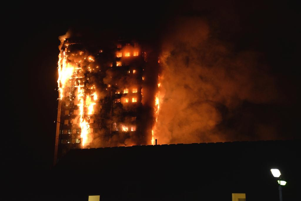 A civil lawsuit has been filed in the US over the Grenfell Tower fire in London two years ago that claimed 71 lives, an attorney said Tuesday.  The building's exterior cladding has been blamed for the rapid spread of the flames.  The suit alleges that Celotex knew the cladding was not fit for use in high rises but provided it for Grenfell Tower anyway.