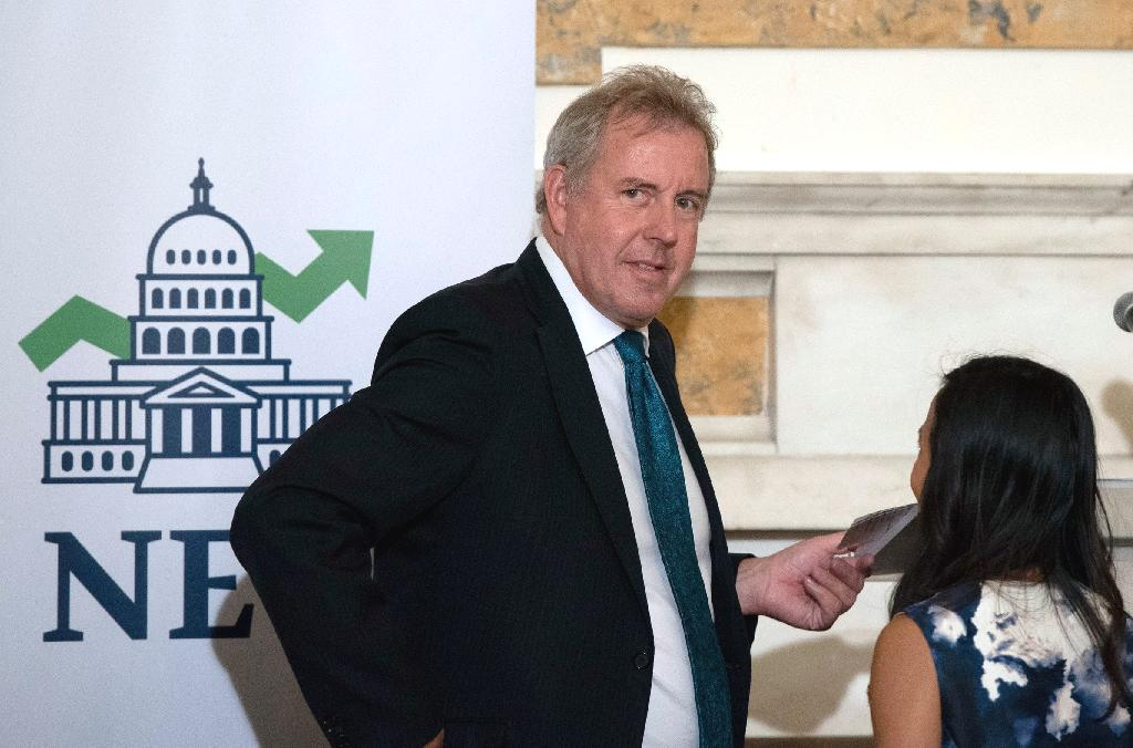 Sir Kim Darroch's leaked emails revealed his stinging criticism of the Trump administration.