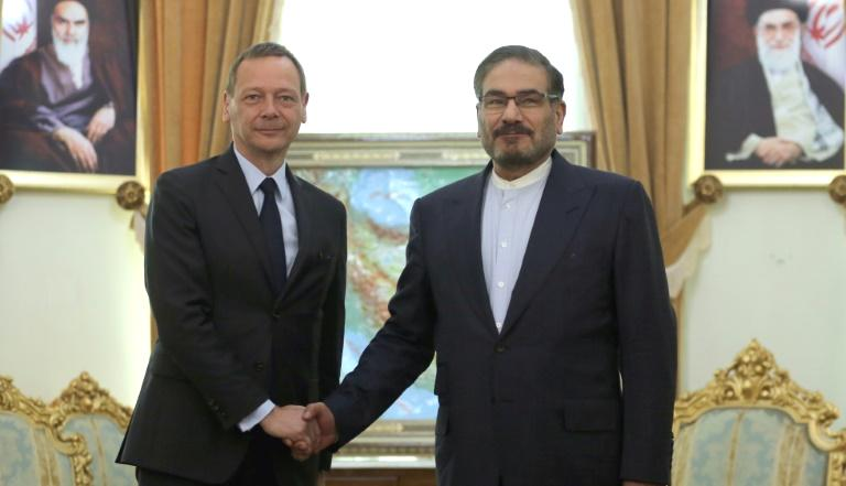 French President Emmanuel Macron's top diplomatic advisor met with Iran's president Wednesday winding up a day of talks in Tehran aimed at saving a landmark 2015 nuclear deal and easing tensions between Tehran and Washington.  The 2015 accord between Iran and world powers, the Joint Comprehensive Plan of Action (JCPOA), promised sanctions relief, economic benefits and an end to international isolation in return for stringent curbs on the Islamic republic's nuclear programme.