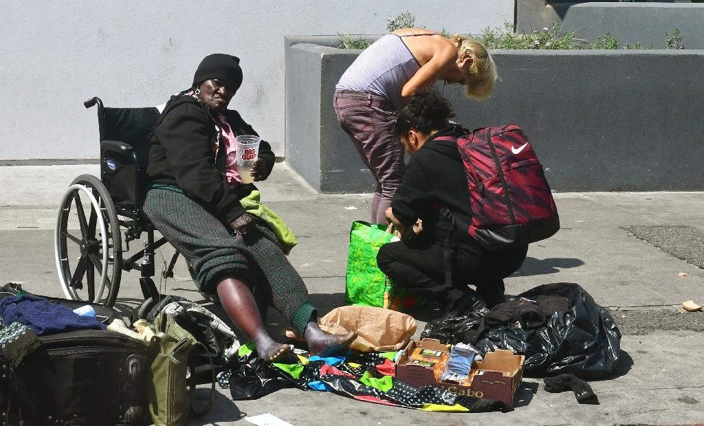 The rise in homelessness is creating public health risks across the USA. Los Angeles, Louisville and Seattle have all had Hepatitis A outbreaks.