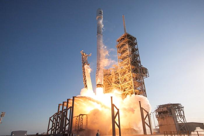 Small satellites only need small rockets to launch them -- but a big rocket could do in a pinch.