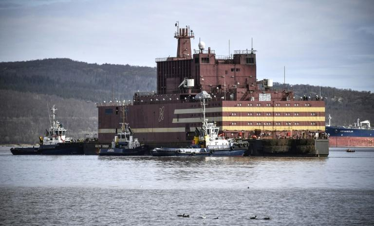 Russia will launch the world's first floating nuclear reactor and send it on an epic journey across the Arctic on Friday, despite environmentalists warning of serious risks to the region.  Loaded with nuclear fuel, the Akademik Lomonosov will leave the Arctic port of Murmansk to begin its 5,000 kilometre (3,000-mile) voyage to northeastern Siberia.  Nuclear agency Rosatom says the reactor is a simpler alternative to building a conventional plant on ground that is frozen all year round, and it intends to sell such reactors abroad.
