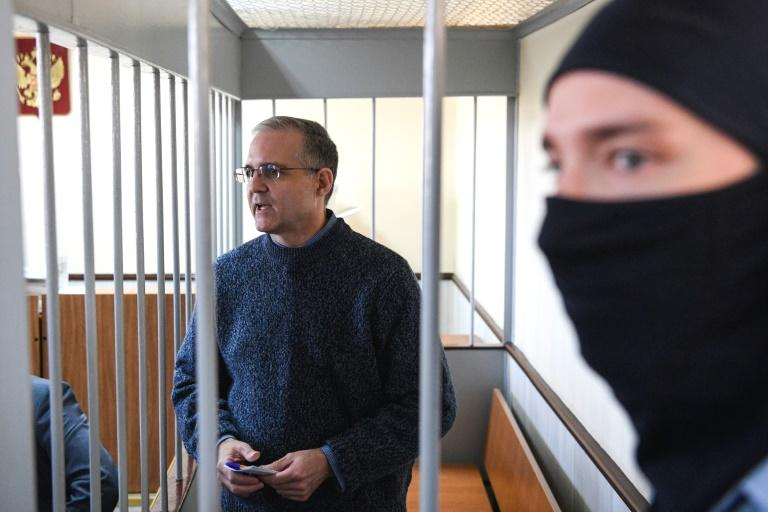 A former US marine who was arrested in Moscow on espionage charges said Friday he has been injured by guards in the prison where he is being held awaiting trial.  'I was injured in the prison... the prison doesn't want to tell you,' Paul Whelan told journalists from an accused's cage in a Moscow court, which was to decide on whether to extend his provisional detention.  Whelan arrived in the court handcuffed and escorted by two security guards wearing black masks and plain clothes.