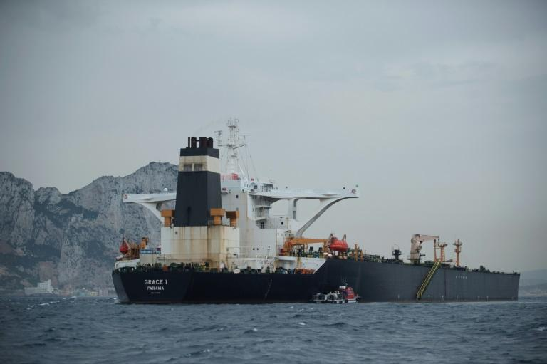 Iran's port authority said Tuesday it has been in contact with British authorities as part of efforts to secure the release of a tanker seized off Gibraltar.  Gibraltar -- a British overseas territory -- seized the Grace 1 supertanker on July 4 with the help of British Royal Marines on suspicion it was shipping oil to Syria in violation of EU sanctions.  A court in Gibraltar is to decide the fate of the ship on Thursday, when an order for its detention lapses.