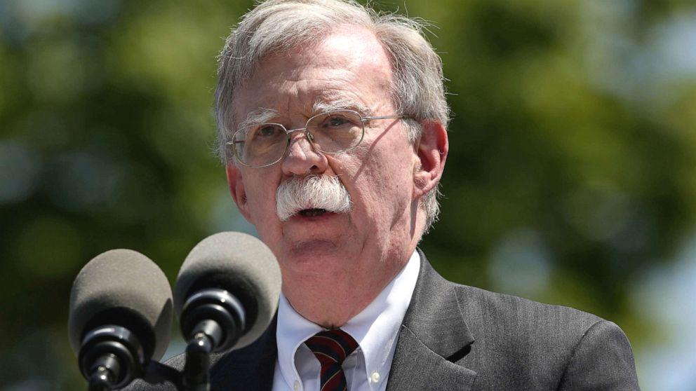 President Donald Trump on Tuesday tweeted that he had fired National Security Adviser John Bolton amid reports of conflict among the president's foreign policy advisers over Afghanistan, North Korea and other matters.  'I informed John Bolton last night that his services are no longer needed at the White House.